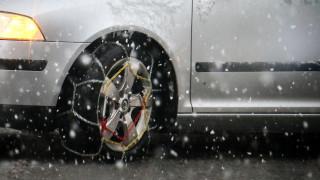 Κακοκαιρία: Κλειστοί δρόμοι λόγω χιονόπτωσης και παγετού - Πού εντοπίζονται προβλήματα