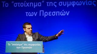 Die Welt: Ο Τσίπρας αξίζει το σεβασμό για το συμβιβασμό στο ονοματολογικό με την πΓΔΜ