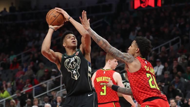 NBA: Επιστροφή Αντετοκούνμπο και νίκη των Μπακς