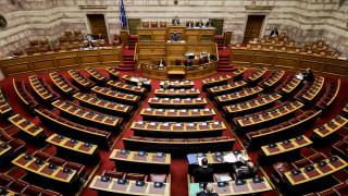 Την Τρίτη ξεκινά η συζήτηση για την ψήφο εμπιστοσύνης στην κυβέρνηση