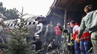 Συντριβή αεροσκάφους Τεχεράνη: Ζωντανός μόνο ένας από τους 16 επιβαίνοντες