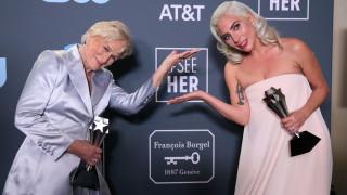 Στο δρόμο για τα Όσκαρ: Lady Gaga και Γκλεν Κλόουζ μοιράζονται το βραβείο κριτικών