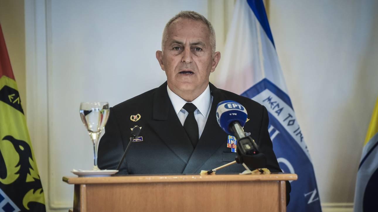 Αποστολάκης: Εξαιρετική τιμή η πρόταση που μου έκανε ο πρωθυπουργός