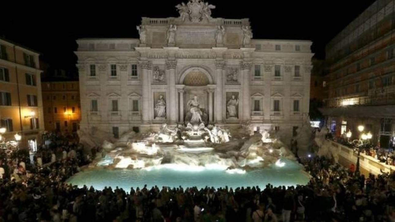 Ρώμη: Κόντρα δημάρχου και εκκλησίας για τα κέρματα στη Φοντάνα ντι Τρέβι