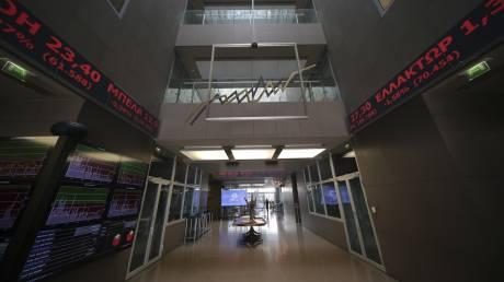 Χρηματιστήριο: Πτώση στην αγορά και τον τζίρο