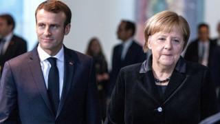 Γαλλία και Γερμανία στηρίζουν τη Συμφωνία των Πρεσπών