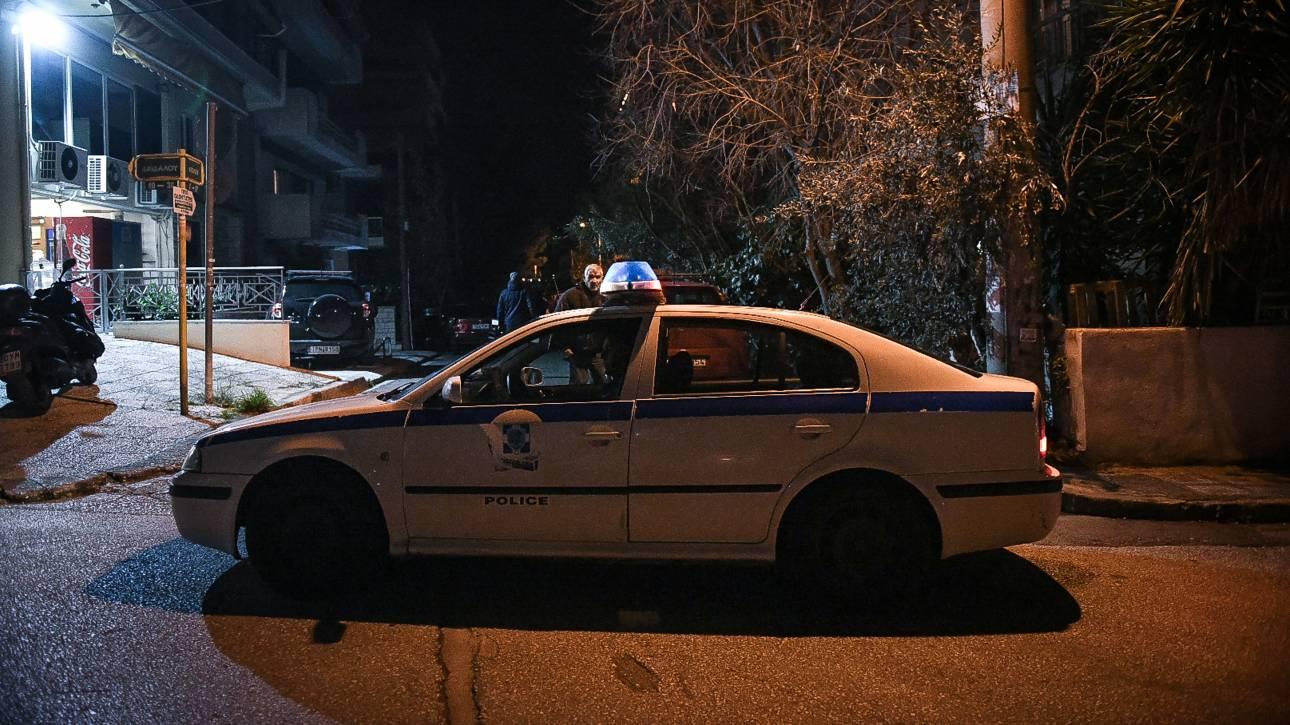 Σύλληψη άνδρα στο Παγκράτι για τις απειλές κατά βουλευτών