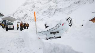 Εκατοντάδες τουρίστες αποκλεισμένοι από τον υπόλοιπο κόσμο σε ελβετικό χωριό