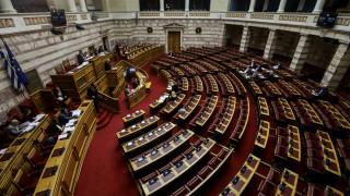 Ψήφος εμπιστοσύνης: Ξεκινά το μεσημέρι η συζήτηση στην Ολομέλεια της Βουλής