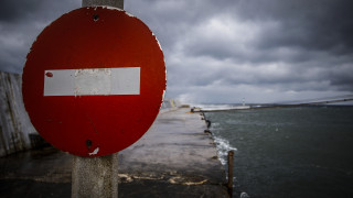 Απαγορευτικό απόπλου: Δεμένα πλοία στα λιμάνια λόγω θυελλωδών ανέμων