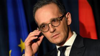 Γερμανός ΥΠΕΞ: Πιθανές νέες συνομιλίες με τη Βρετανία εάν το κοινοβούλιο απορρίψει τη συμφωνία Μέι