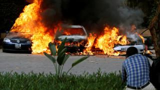 Κένυα: Εισβολή ενόπλων σε ξενοδοχείο στο Ναϊρόμπι - Εκρήξεις, πυροβολισμοί και αναφορές για νεκρούς