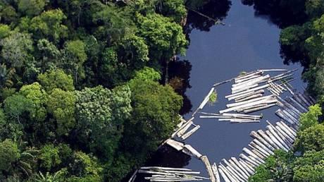 Η καταστροφή του Αμαζονίου: Σε ένα χρόνο χάθηκε έκταση ίση με 1.000.000 γήπεδα ποδοσφαίρου!