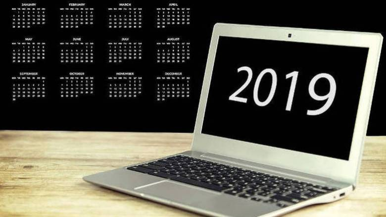 Αργίες 2019: Δείτε τα τριήμερα του έτους