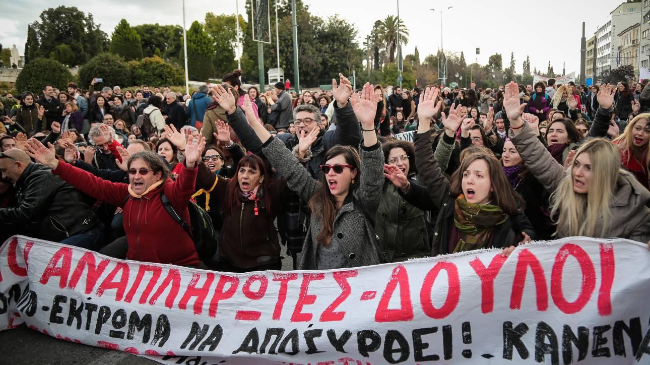 Απεργία ΑΔΕΔΥ: «Παραλύει» το Δημόσιο την Πέμπτη