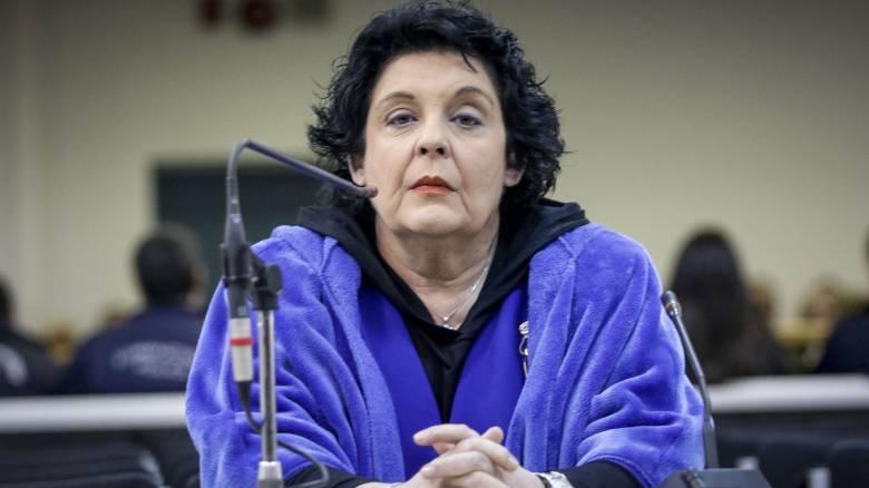 Λιάνα Κανέλλη: Πήρε φωτιά το αυτοκίνητό της εν κινήσει