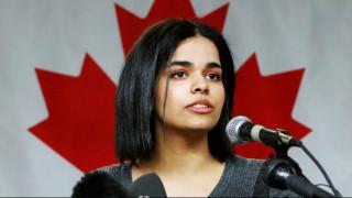 Η 18χρονη που το έσκασε από τη Σ. Αραβία κυκλοφορεί πλέον στο Τορόντο με… σωματοφύλακα