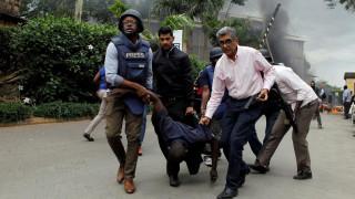 Κένυα - Επίθεση στο Ναϊρόμπι: Νέες εκρήξεις στο μέρος που είχαν καταλάβει οι τζιχαντιστές