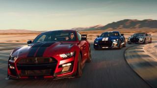 Η Shelby GT500 έχει 700+ ίππους και είναι η πιο γρήγορη Ford Mustang στην ιστορία του μοντέλου