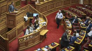 Ψήφος εμπιστοσύνης: Με δύο θέσεις το Ποτάμι υπό τον κίνδυνο διάλυσης