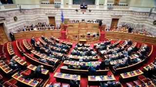 Ψήφος εμπιστοσύνης: Live η ψηφοφορία της Βουλής