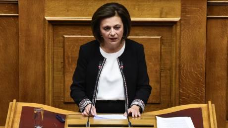 Ψήφος εμπιστοσύνης: «Η σχέση με τους ΑΝ.ΕΛ. δεν είναι αυτή που ήταν» λέει η Χρυσοβελώνη