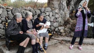 Πέθανε μία από τις γιαγιάδες - σύμβολο της Μυτιλήνης