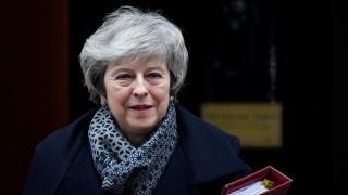 Brexit: «Ό,τι χειρότερο» για τη Βρετανία οι πρόωρες εκλογές, διαμηνύει η Τερέζα Μέι