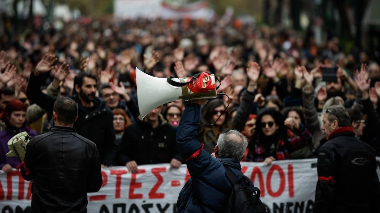 Σε νέα 24ωρη απεργία οι εκπαιδευτικοί την Πέμπτη για το σύστημα διορισμών