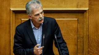 Δανέλλης: Θα δώσω ψήφο εμπιστοσύνης, Σταύρο μην κάνετε έγκλημα με τη Συμφωνία των Πρεσπών