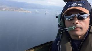 Πτώση διθέσιου αεροσκάφους στο Μεσολόγγι: Αυτός είναι ο πιλότος - Εντοπίστηκε κηλίδα καυσίμων