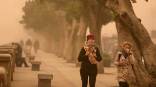Σφοδρή ανεμοθύελλα σαρώνει την Αίγυπτο - Πέντε νεκροί