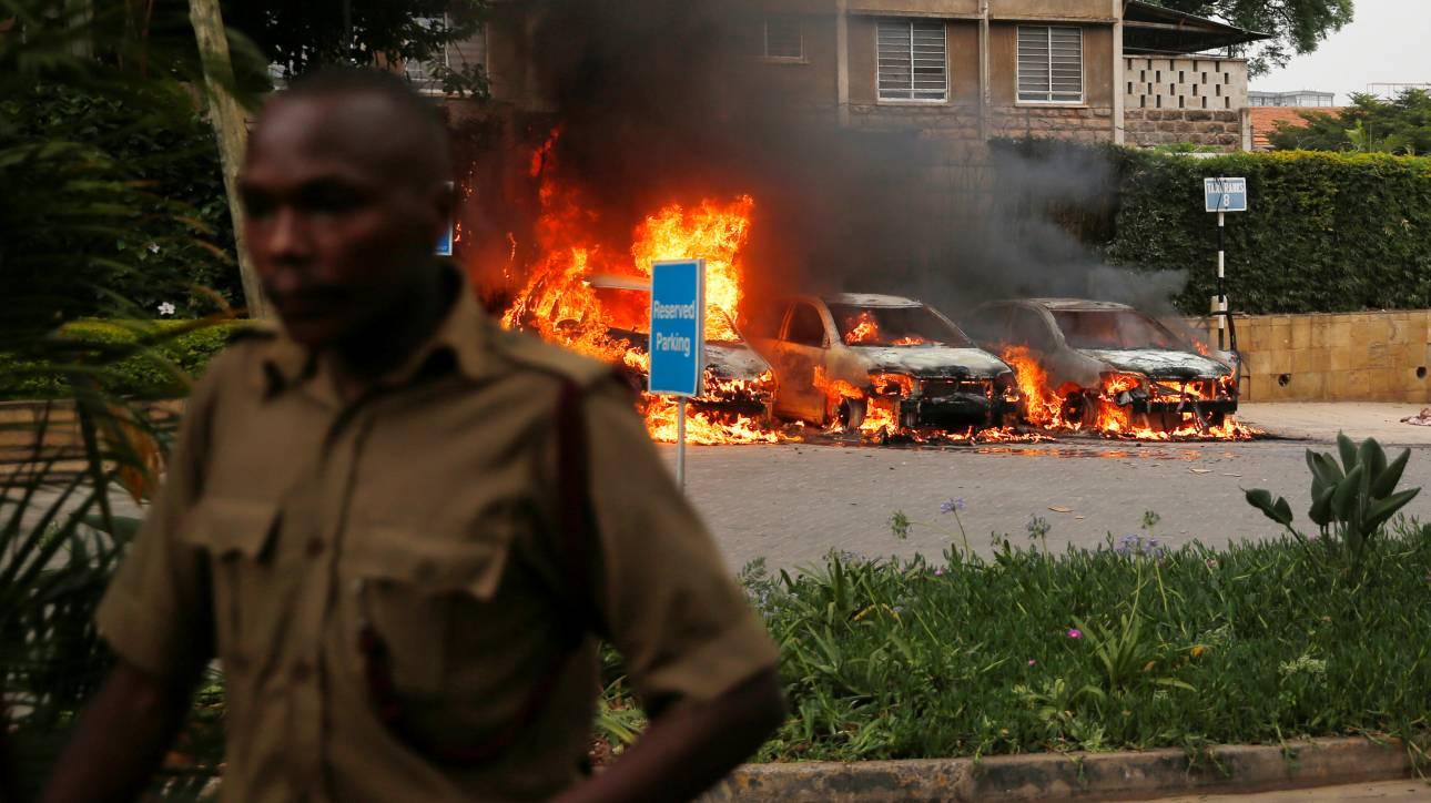 Ναϊρόμπι: «Απάντηση στον Τραμπ» η τρομοκρατική επίθεση - Στους 21 οι νεκροί
