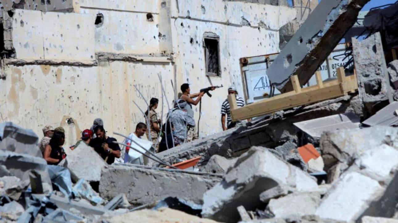 Λιβύη: Πέντε νεκροί σε νέες μάχες στο νότιο τμήμα της Τρίπολης