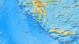 Σεισμός στη Λακωνία - Αισθητός σε πολλές περιοχές της Μάνης (pics)