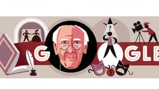Κονσταντίν Στανισλάφσκι: Αφιερωμένο στον Ρώσο σκηνοθέτη το Doodle της Google