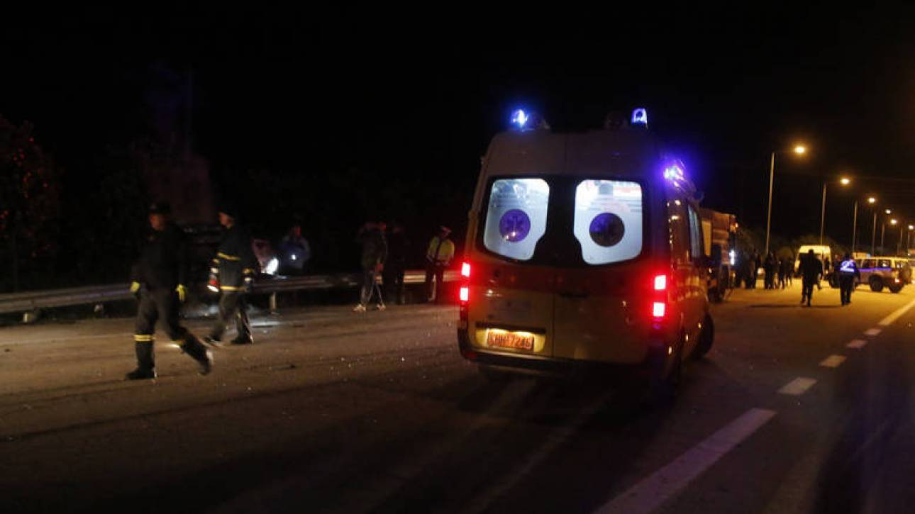 Τροχαίο δυστύχημα στα Χανιά: Νεκρός 21χρονος διανομέας φαγητού