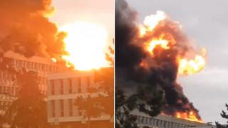 Γαλλία: Έκρηξη στο Πανεπιστήμιο της Λυών