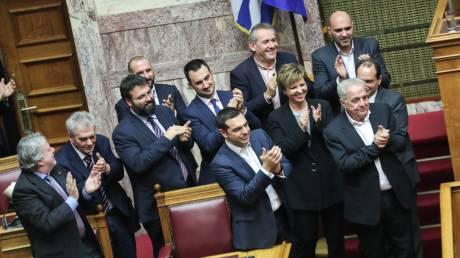 Ψήφος εμπιστοσύνης: Πτώση κατέγραψαν οι αποδόσεις των ελληνικών ομολόγων