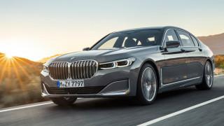 Αυτοκίνητο: Η BMW ανανέωσε την κορυφαία της σειρά 7 υπερθεματίζοντας στη μάσκα