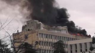 Γαλλία: Τρεις τραυματίες από την έκρηξη στο Πανεπιστήμιο της Λυών
