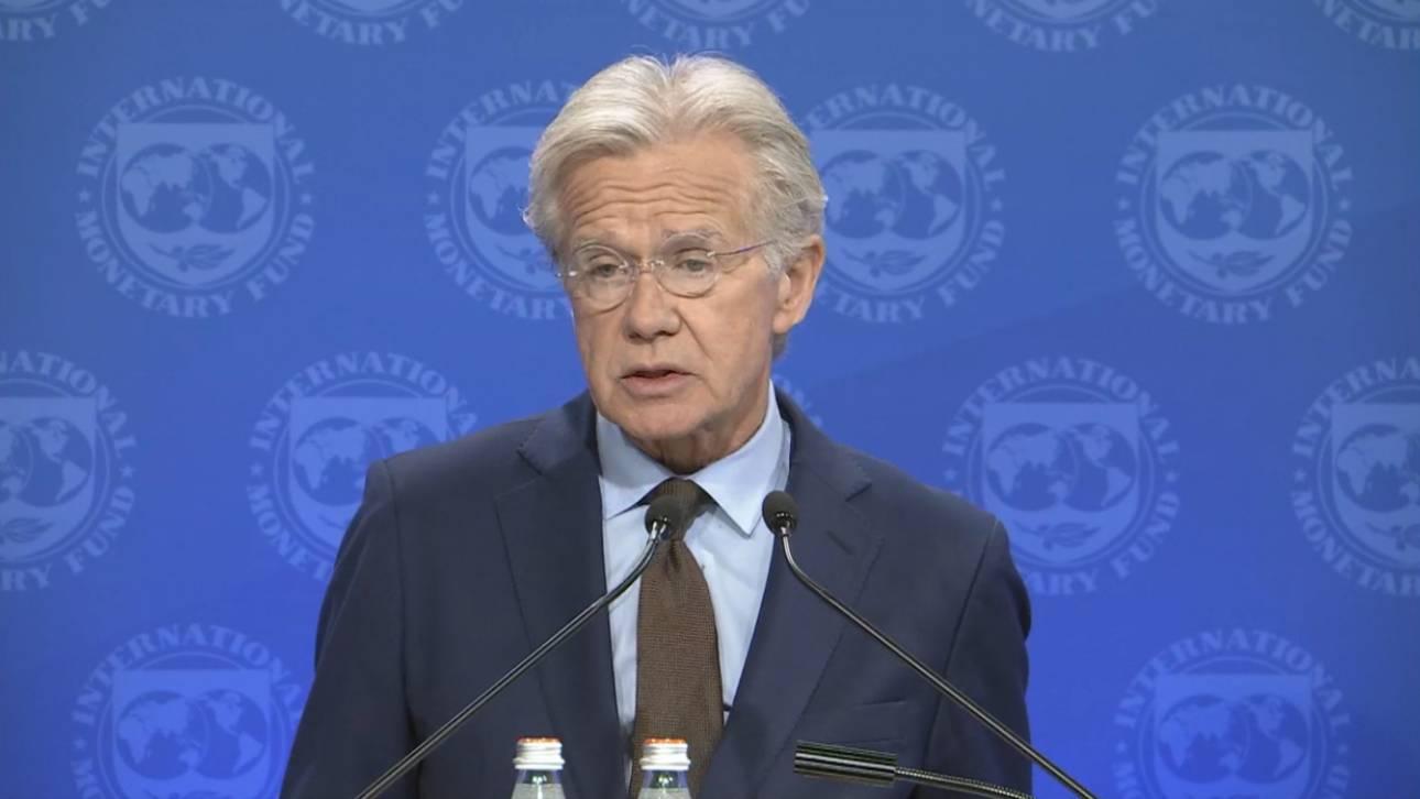 Ράις: Στην Αθήνα την επομένη εβδομάδα το κλιμάκιο του ΔΝΤ