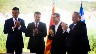 Συμφωνία των Πρεσπών: Μήνυση κατά παντός υπευθύνου από την Παμμακεδονική Συνομοσπονδία
