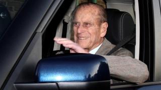 Αναστάτωση στο Μπάκιγχαμ: Τροχαίο ατύχημα για τον... 97χρονο πρίγκιπα Φίλιππο