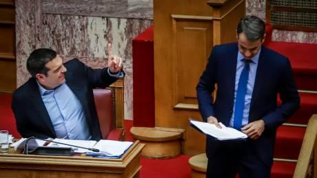 Συμφωνία των Πρεσπών: Διαμάχη κυβέρνησης - ΝΔ για τη ρηματική διακοίνωση των Σκοπίων