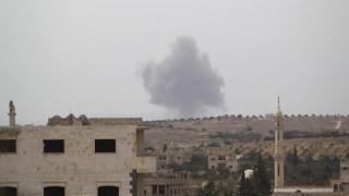 Συρία: Ο διεθνής συνασπισμός βομβάρδισε τέμενος που χρησιμοποιούσε το ISIS
