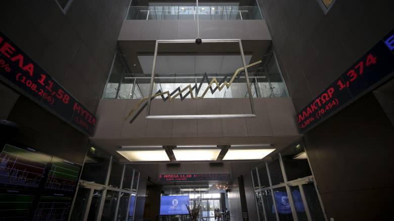 Χρηματιστήριο: Οριακή άνοδος και αυξημένος τζίρος