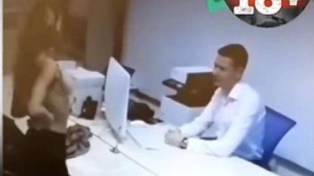 Ρωσία: Άρχισε να γδύνεται μέσα στην τράπεζα για να της δώσουν... δάνειο