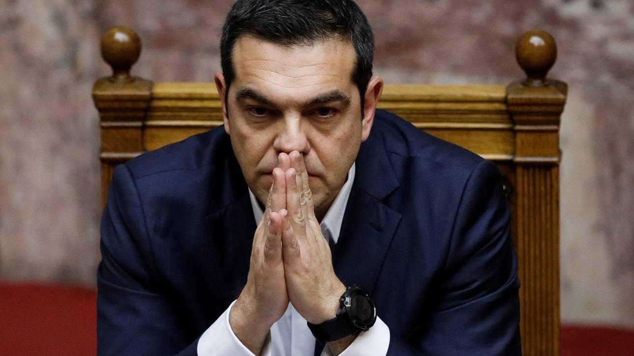 Bloomberg: Η Αριστερά σε Ελλάδα και Ευρώπη θα θυμάται τον Αλέξη Τσίπρα ως προδότη