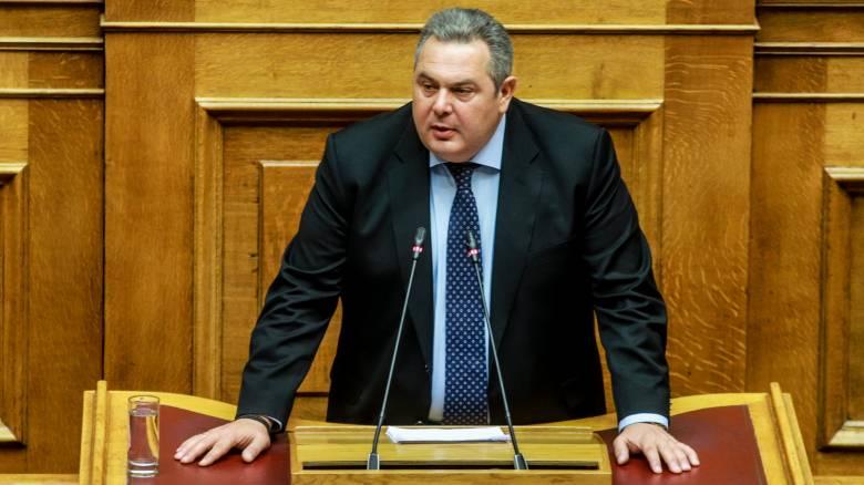 Καμμένος:«Πράξη νόθευσης που ισοδυναμεί με πραξικόπημα οι αλλαγές στα μέλη της Επιτροπής Εξωτερικών»